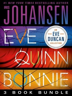 Eve Quinn Bonnie Trilogy (eBook, ePUB) - Johansen, Iris