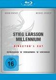 Stieg Larsson - Millennium Trilogie (Director's Cut, 3 Discs)