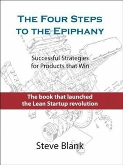 The Four Steps to the Epiphany (eBook, ePUB) - Blank, Steve