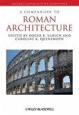 A Companion to Roman Architecture (eBook, ePUB)
