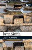 Deleuze and Guattari's 'A Thousand Plateaus' (eBook, ePUB)