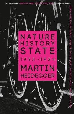 Nature, History, State (eBook, PDF) - Heidegger, Martin