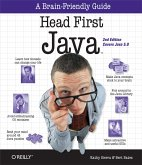 Head First Java (eBook, ePUB)