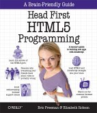 Head First HTML5 Programming (eBook, ePUB)
