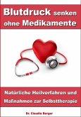 Blutdruck senken ohne Medikamente – Natürliche Heilverfahren und Maßnahmen zur Selbsttherapie (eBook, ePUB)