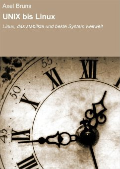 UNIX bis Linux (eBook, ePUB)