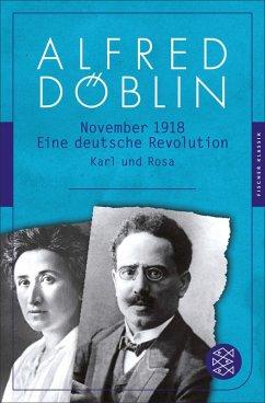 November 1918 (eBook, ePUB) - Döblin, Alfred