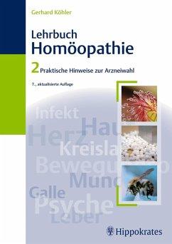 Lehrbuch der Homöopathie (eBook, ePUB) - Köhler, Gerhard