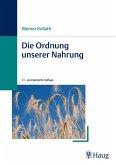 Die Ordnung unserer Nahrung (eBook, PDF)