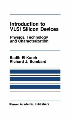 Introduction to VLSI Silicon Devices