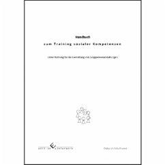 Handbuch zum Training sozialer Kompetenzen