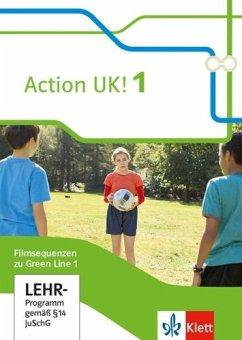 5. Klasse, Action UK!, DVD / Green Line, Neue A...