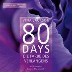 Die Farbe des Verlangens / 80 Days Bd.4 (MP3-Download)