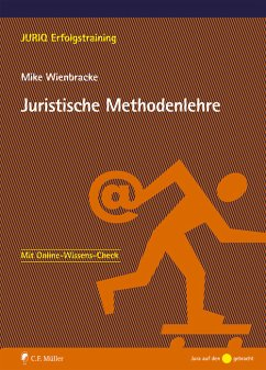 Juristische Methodenlehre (eBook, ePUB) - Wienbracke, Mike