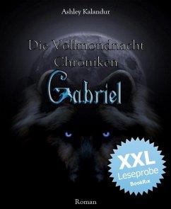 Die Vollmondnacht Chroniken - Gabriel XXL - Leseprobe (eBook, ePUB)