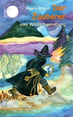 Der Zauberer vom Wildschweinberg - Brauer, Angela