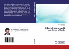 Effect of laser on acid resistance of teeth