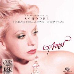 Amor-Arien - Schöder,Marie Friederike/Fraas/Vogtland Philharmo