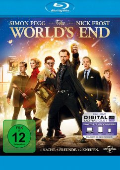 The World's End - Simon Pegg,Nick Frost,Paddy Considine