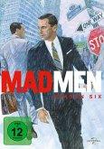 Mad Men - Season 6 DVD-Box
