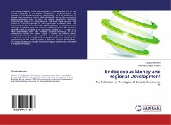 Endogenous Money and Regional Development - Marouvo, Claudio; Ribeiro, Alcimar Chagas