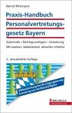 Praxis-Handbuch Personalvertretungsgesetz Bayern (eBook, ePUB)