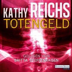 Totengeld / Tempe Brennan Bd.16 (MP3-Download) - Reichs, Kathy