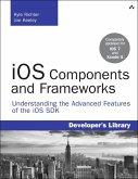 iOS Components and Frameworks (eBook, ePUB)