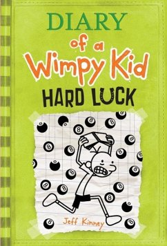 Diary of a Wimpy Kid 08. Hard Luck - Kinney, Jeff