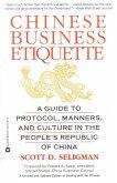 Chinese Business Etiquette (eBook, ePUB)