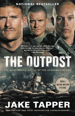 The Outpost (eBook, ePUB) - Tapper, Jake