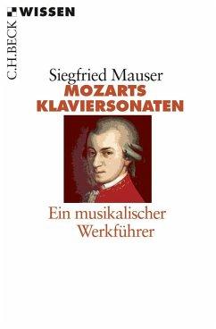 Mozarts Klaviersonaten - Mauser, Siegfried