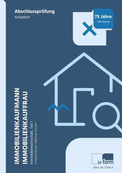 Immobilienkaufmann/Immobilienkauffrau 2 Teile - Blume, Christine; Köckert, Matthias