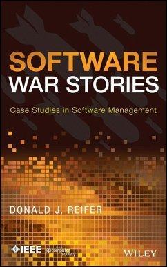 Software War Stories (eBook, ePUB) - Reifer, Donald J.