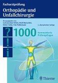 Facharztprüfung Orthopädie und Unfallchirurgie (eBook, PDF)