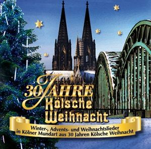 30 jahre k lsche weihnacht auf audio cd portofrei bei. Black Bedroom Furniture Sets. Home Design Ideas