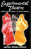 Experimental Theatre (eBook, PDF)