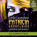 Patricia van Helsing, Jägerin der Nacht - Die Komplettbox, 9 MP3-CD