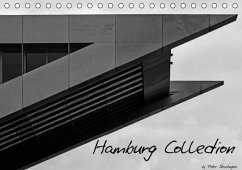 Hamburg Collection (Tischkalender immerwährend DIN A5 quer)