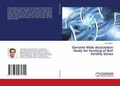 Genome Wide Association Study for Hunting of Bull Fertility Genes