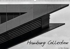 Hamburg Collection (Wandkalender immerwährend DIN A3 quer)