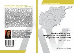 Kommunismus und sowjetische Intervention in Afghanistan, 1978-1992