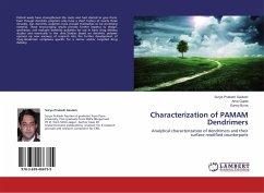 Characterization of PAMAM Dendrimers