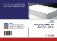 Pulp, Match Property and Fibre Morphology in Si...