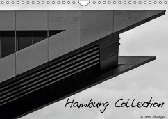 Hamburg Collection (Wandkalender immerwährend DIN A4 quer)