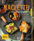 Raclette - neue Rezepte (eBook, ePUB)