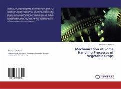 Mechanization of Some Handling Processes of Veg...