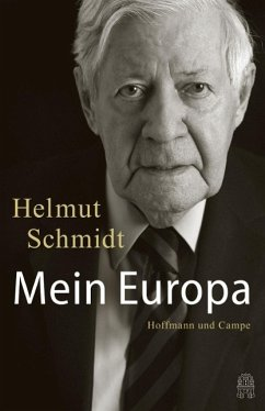 Mein Europa - Schmidt, Helmut