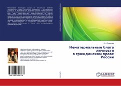 Nematerial'nye blaga lichnosti v grazhdanskom prave Rossii