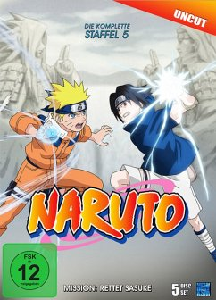 Naruto - Staffel 5